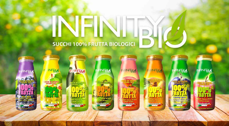 succhi di frutta InfinityBio