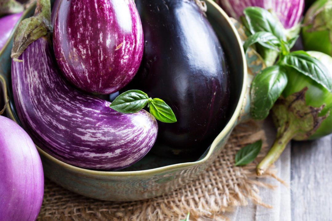 melanzane: con poche calorie aiutano ad abbassare il colesterolo