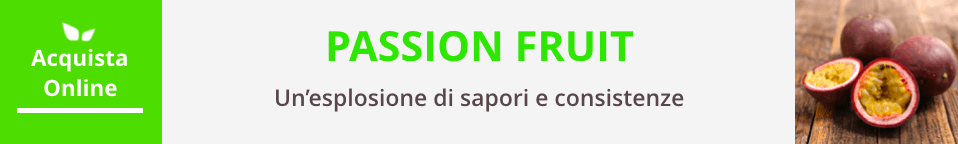 passion fruit acquista online fruttaweb