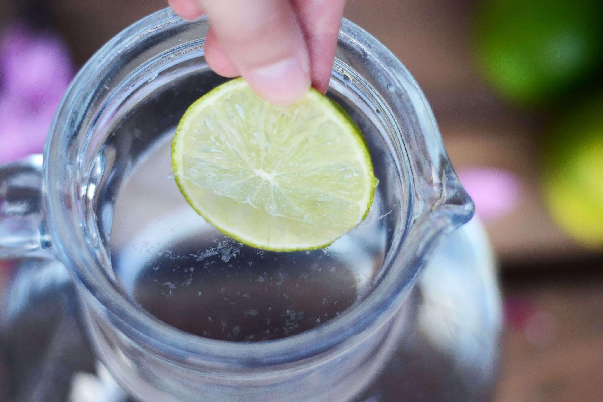 acqua aromatizzata detox lime acquista online fruttaweb