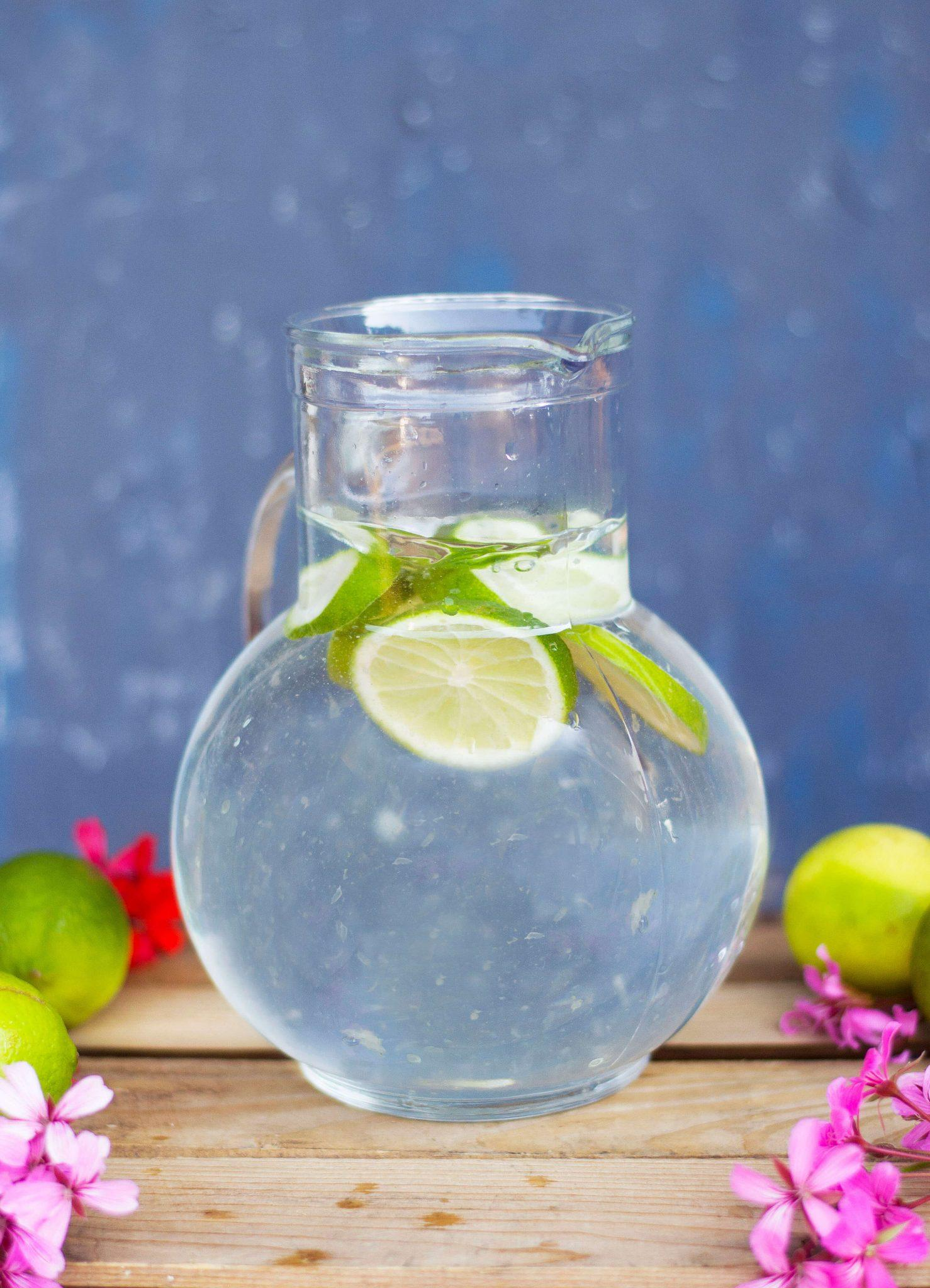 acqua detox con lime acquista online fruttaweb
