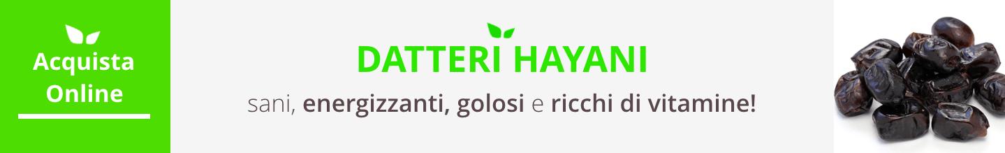 datteri giganti hayani acquista online fruttaweb