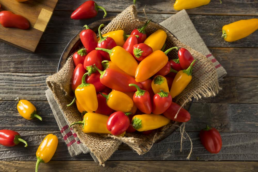peperoncini dolci snack acquista online fruttaweb