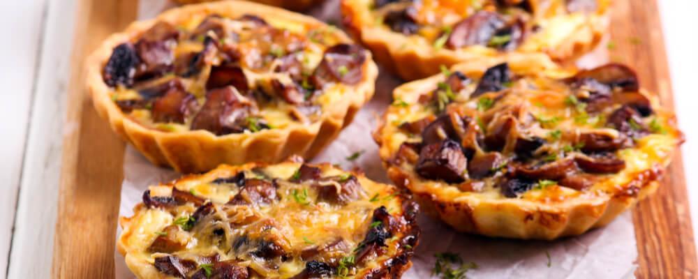 ricetta tortino funghi shiitake acquista online fruttaweb