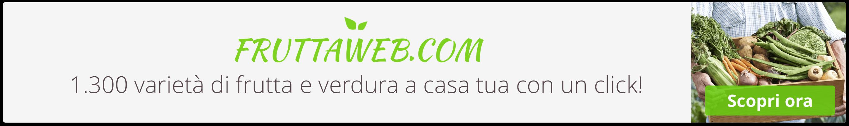 Acquista Online su FruttaWeb.com oltre 1.300 varietà di frutta e verdura fresca da tutto il mondo