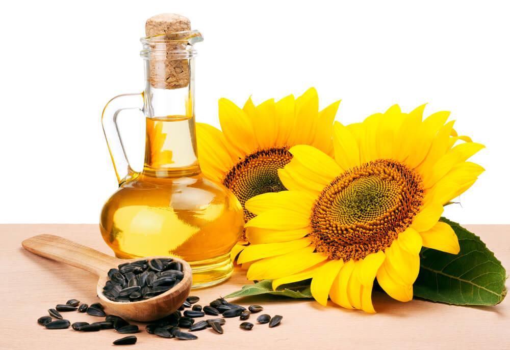 Olio di girasole propriet e utilizzi in cucina blog di fruttaweb - Olio di cocco cucina ...