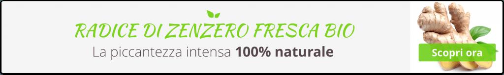 Acquista Online Zenzero Bio su FruttaWeb.com