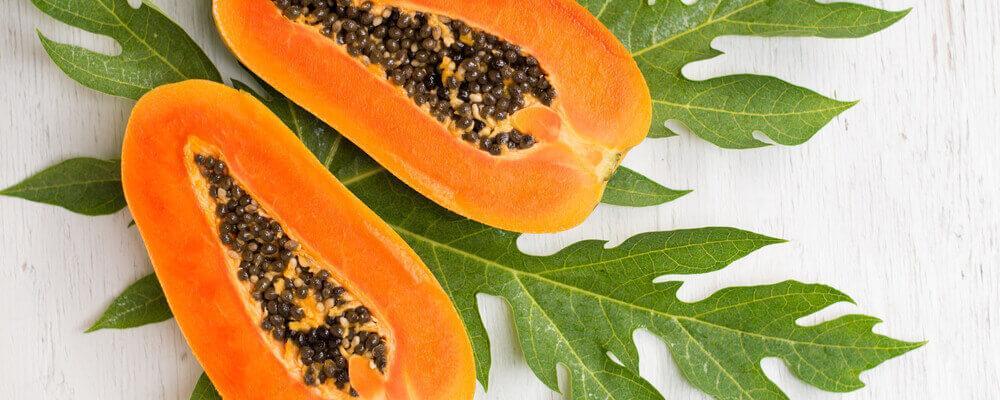 papaya frutto
