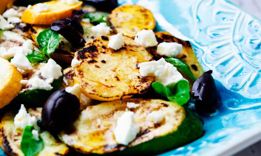 Ricetta con zucchine gialle e patate dolci blog di fruttaweb for Ricette on line
