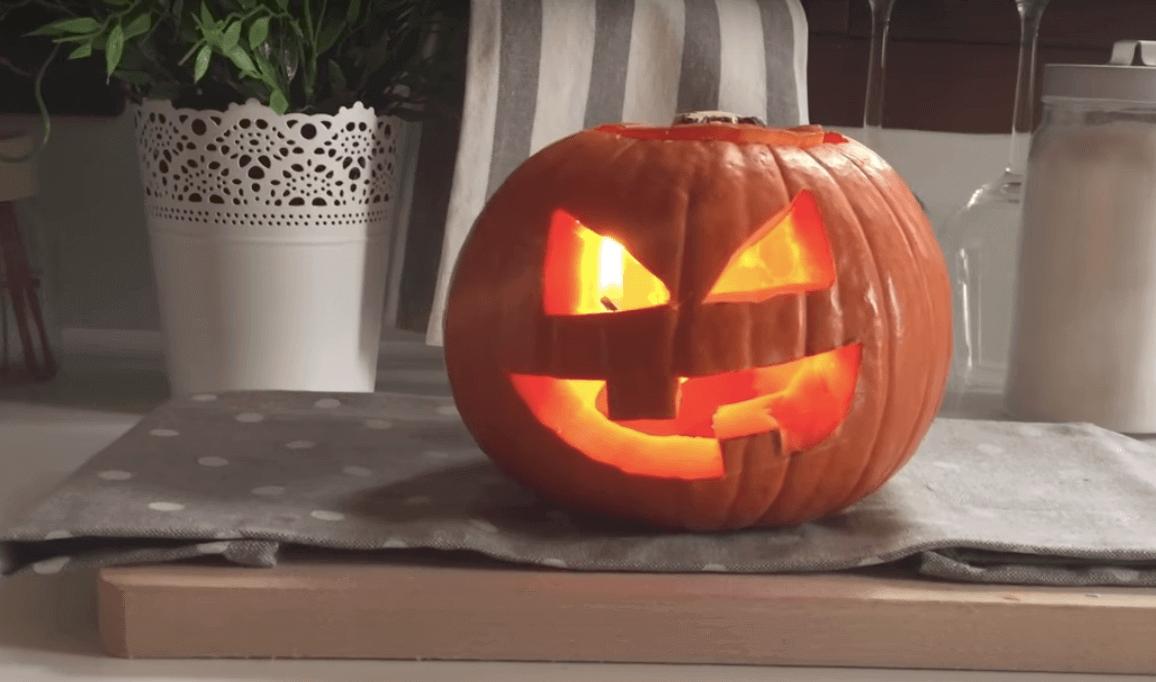 Come Fare La Zucca Di Halloween Video.Come Fare La Zucca Di Halloween Fruttaweb