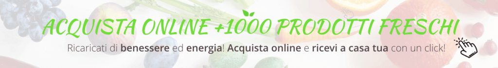 acquista online frutta e verdura