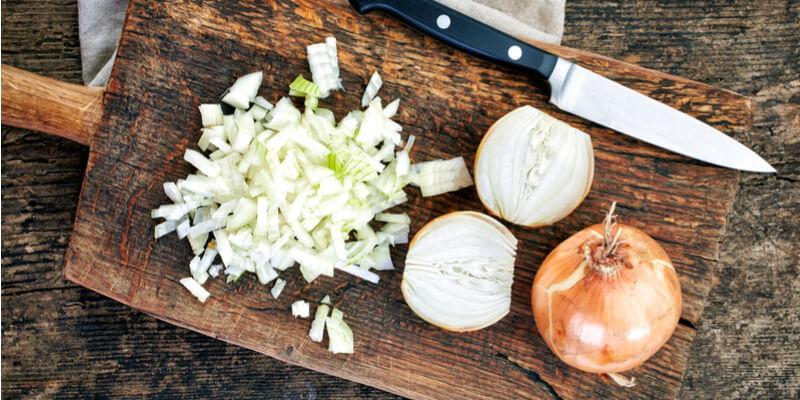 cipolla ortaggio senza carboidrati