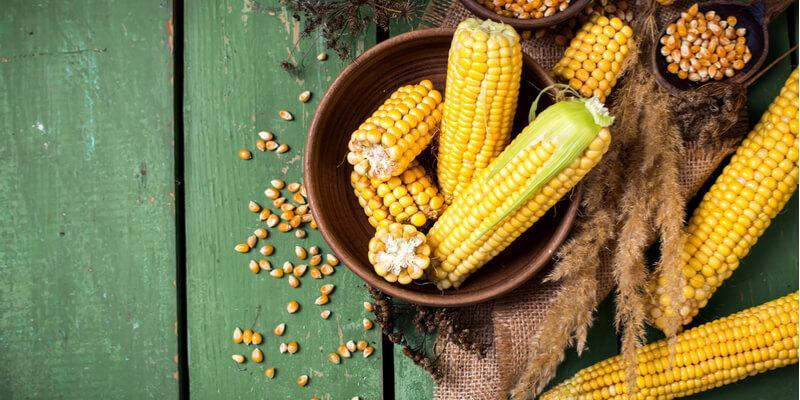 mais verdura senza carboidrati