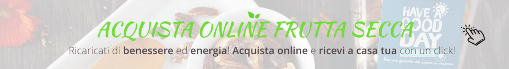 acquista online frutta secca