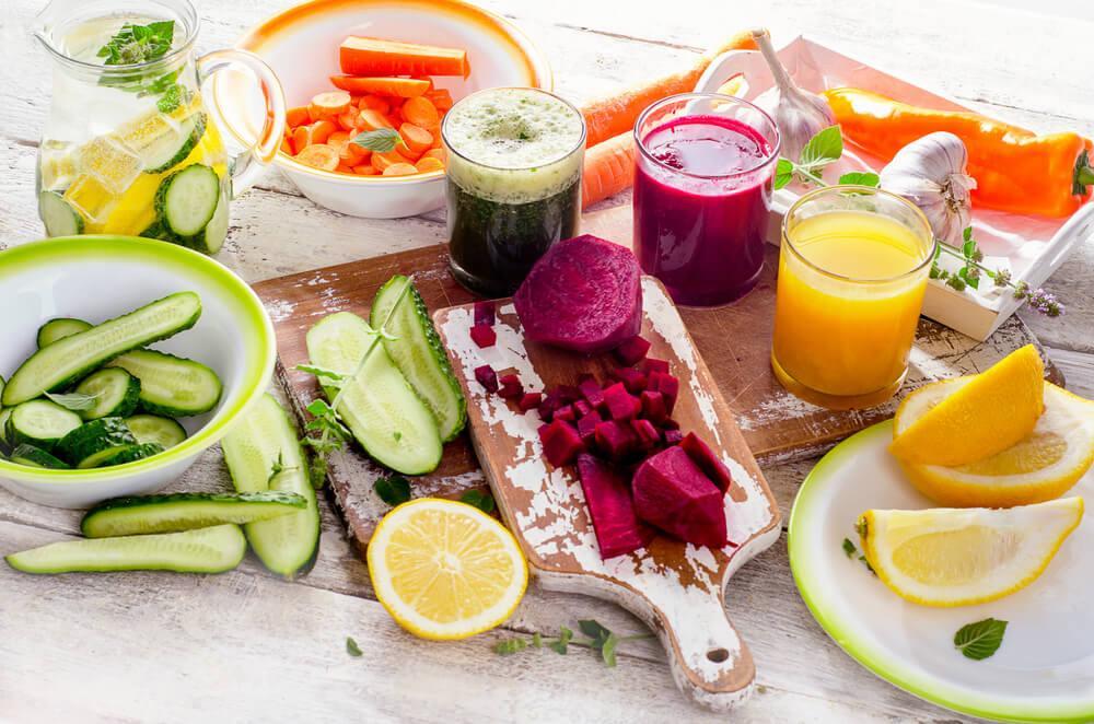 ricette di dieta di disintossicazione del corpo