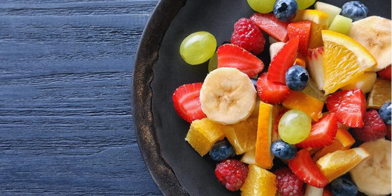 frutta fresca primaverile