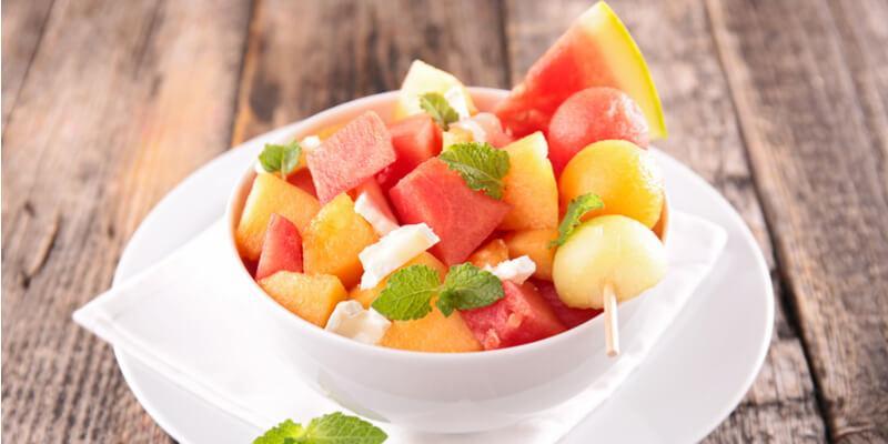 melone e anguria frutta contro il diabete