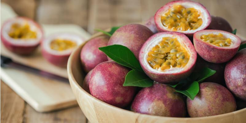 benefici del succo di frutto della passione per la perdita di peso