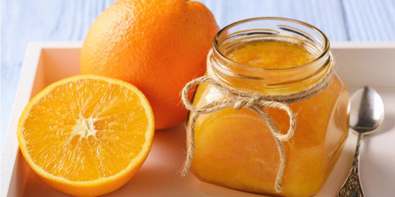 marmellata di arance