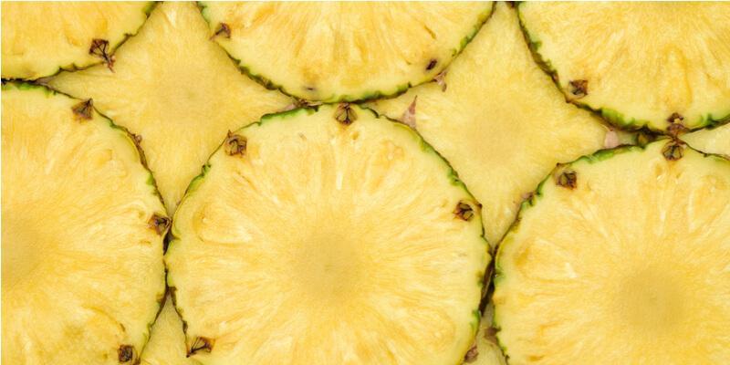 ananas proprietà drenanti