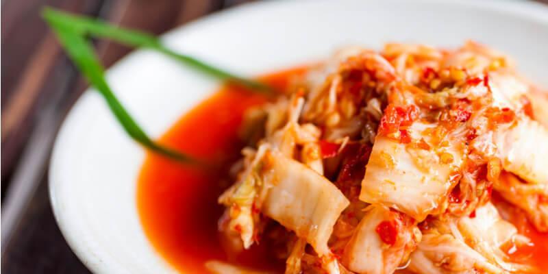ricetta kimchi
