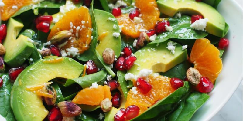 Ricetta Insalata Vegetariana.Piatti Unici Estivi Ricette Vegetariane Veloci Fruttaweb