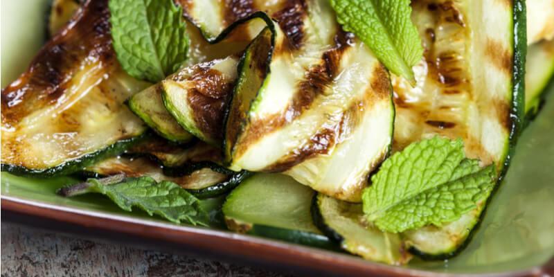 ricetta zucchine al forno light