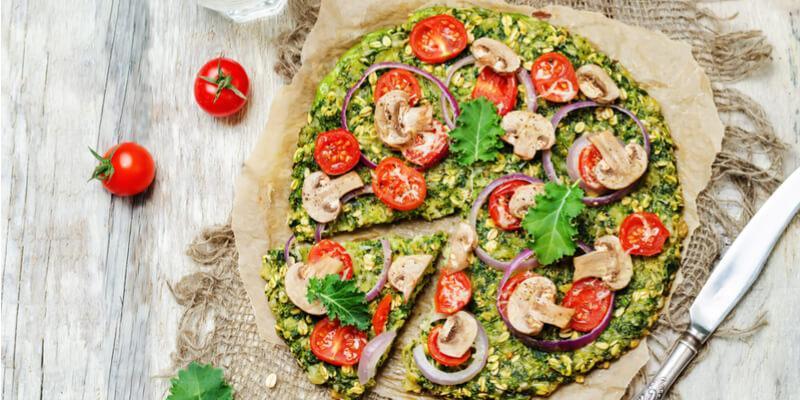 Ricetta Impasto Pizza Vegana.Pizza Vegana 5 Ricette Gustose E Veloci Fruttaweb