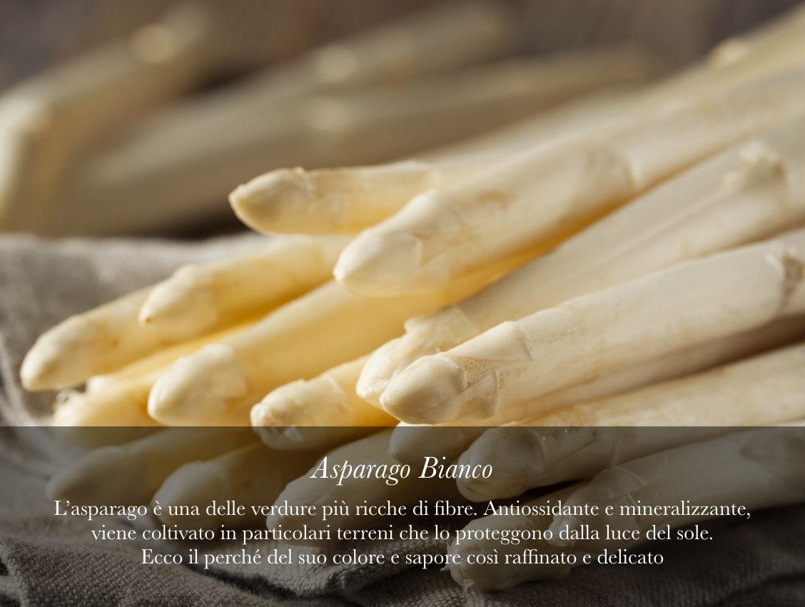 asparago bianco: acquista online su FruttaWeb.com