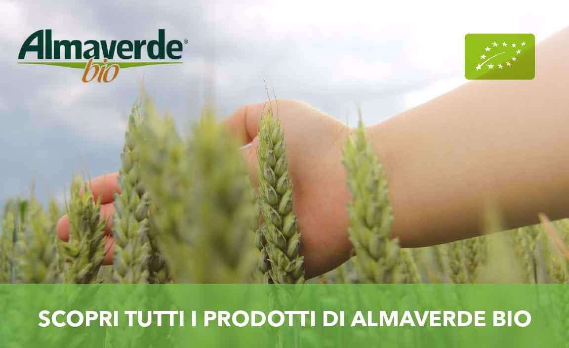 Ordina ora i prodotti Almaverde bio su Fruttaweb!