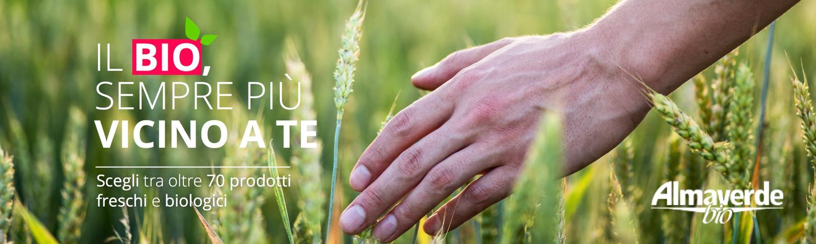 Almaverde Bio prodotti biologici