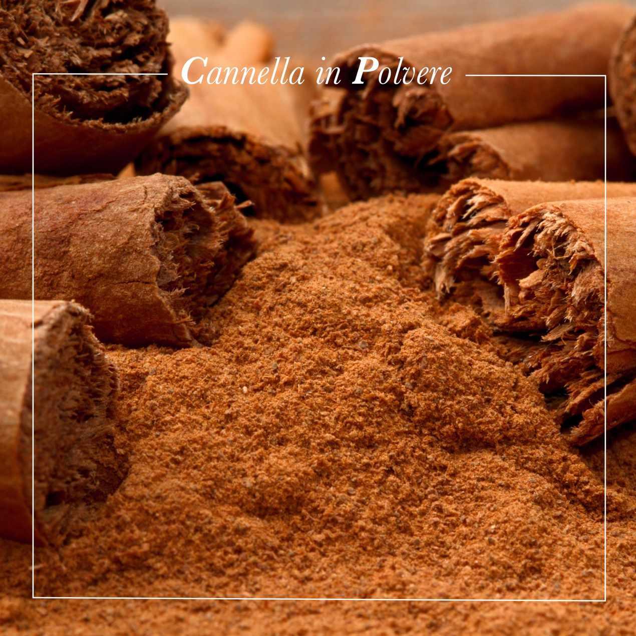 Powdered Cinnamon Cannella in polvere: le migliori spezie shop online su FruttaWeb Acquista online