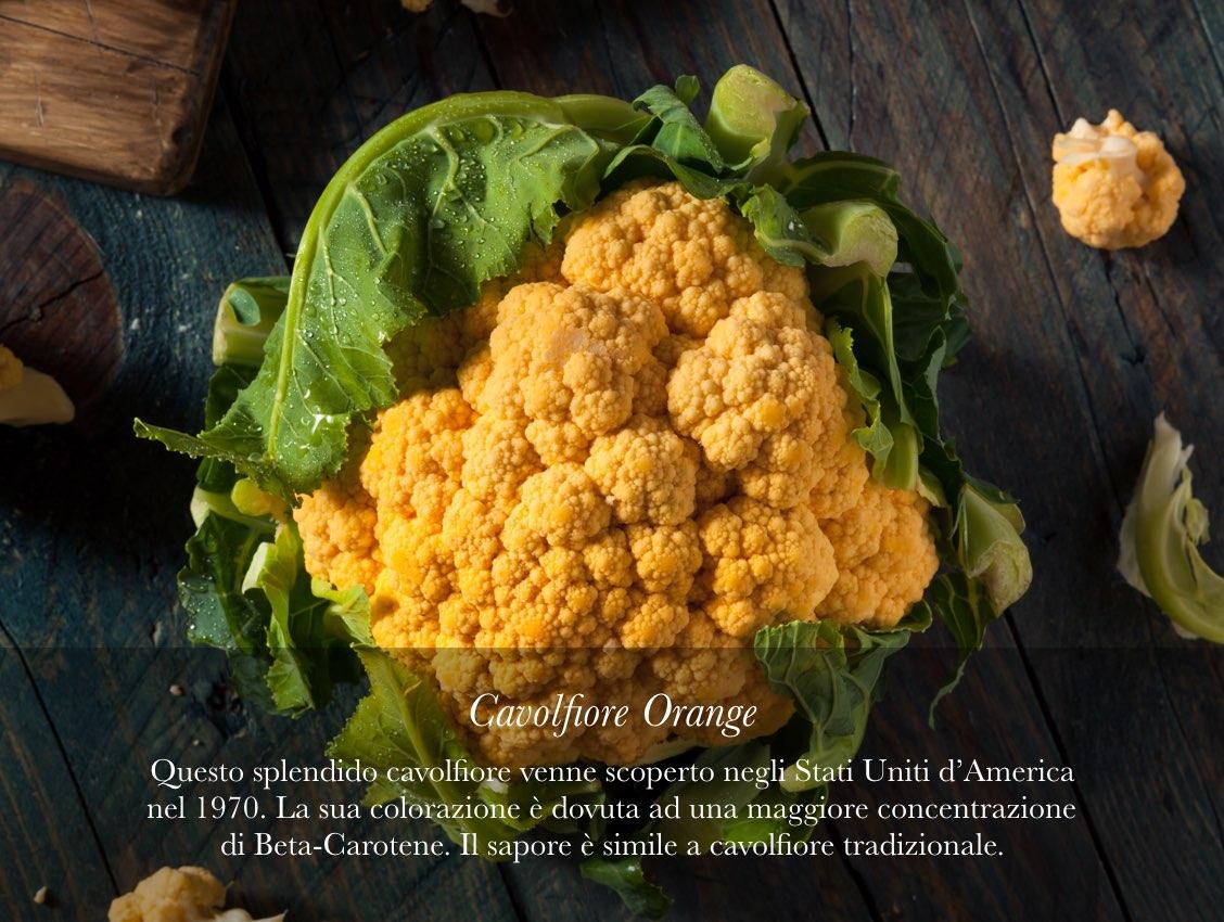 Cavolfiore orange: acquista online su FruttaWeb.com