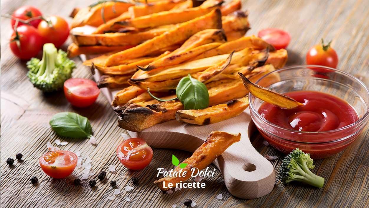 Patate dolci ricette su FruttaWeb