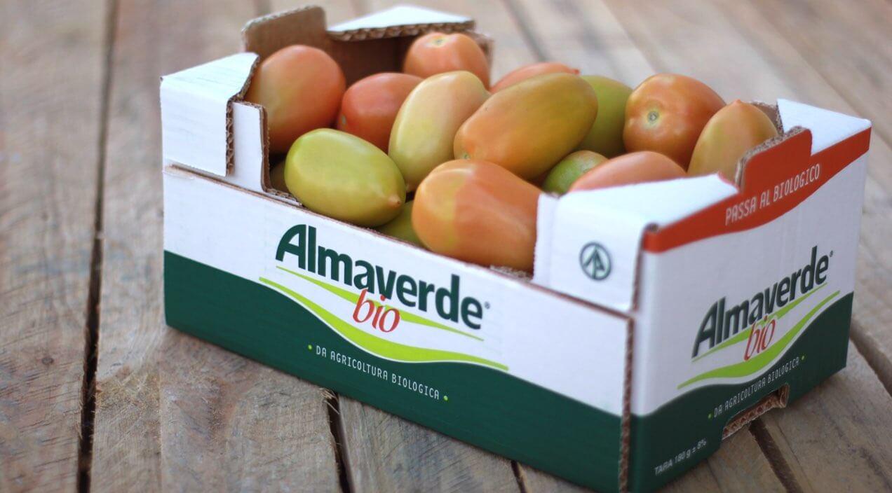 Acquista Online tutta la frutta e verdura biologica Almaverde Bio