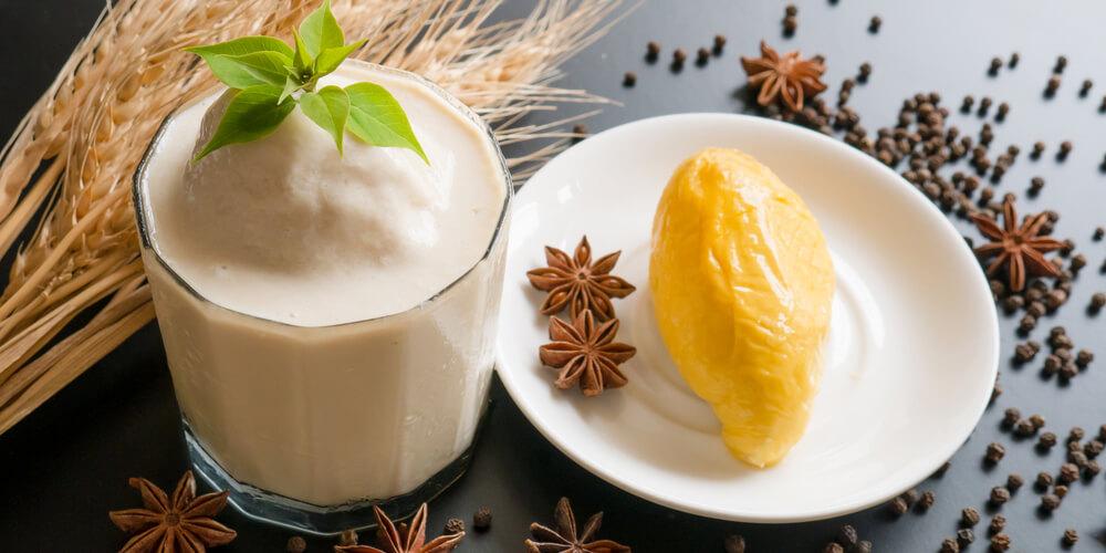 Durian frullato