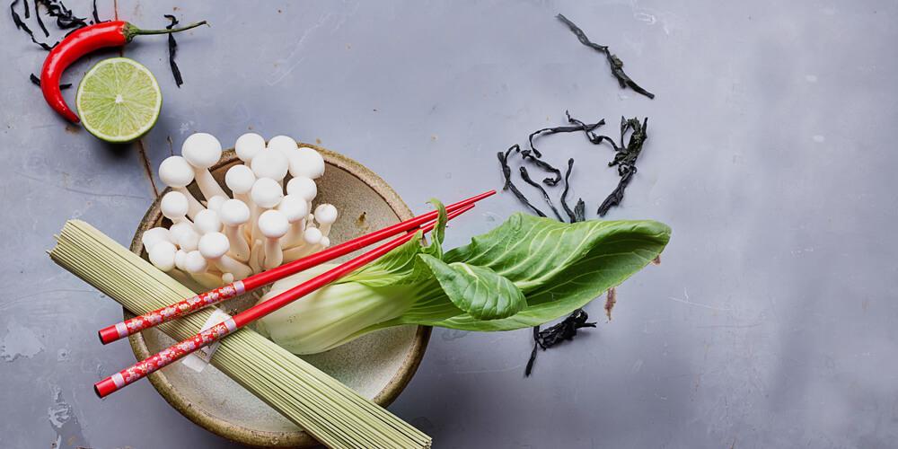 Funghi freschi Shimeji ricetta
