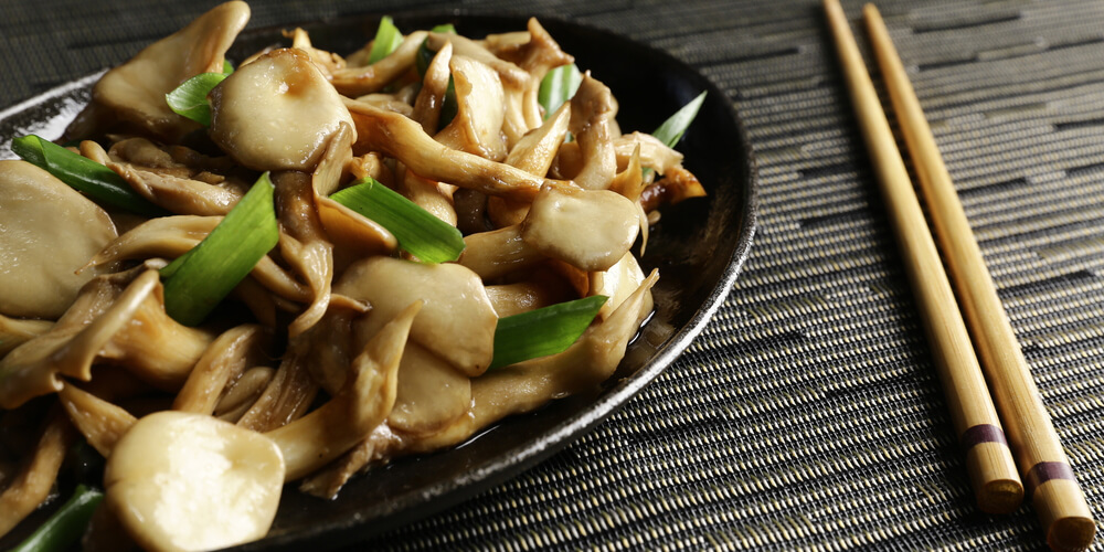 Funghi Shimeji marroni ricetta