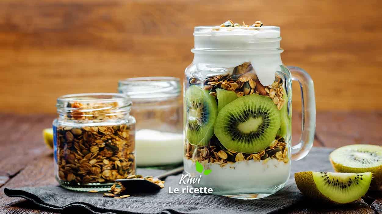 Kiwi biologico ricette