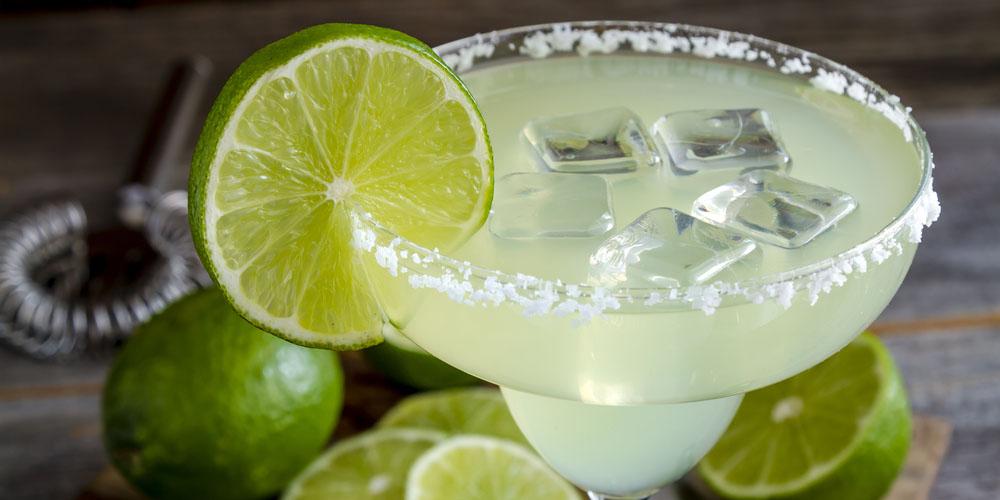 Cocktail a base di lime fresco