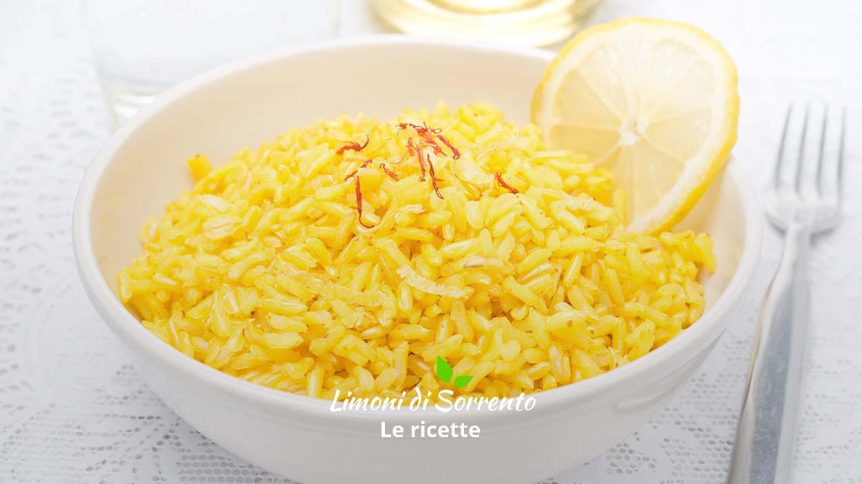 Ricette vegetariane e vegane con limone naturale di Sorrento