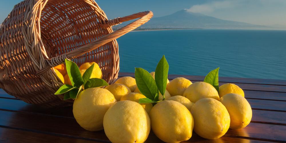 Limone di SIcilia biologico Almaverde Bio