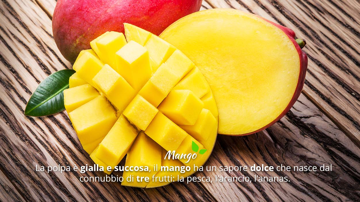 Mango Biologico proprietà