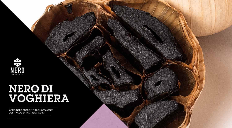 Acquista online Aglio Nero di Voghiera su FruttaWeb.com