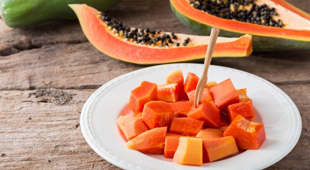ricette con papaya formosa