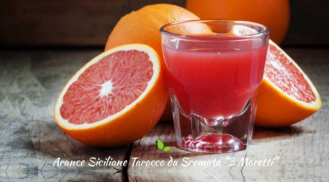 spremi agrumi arance tarocco da spremuta