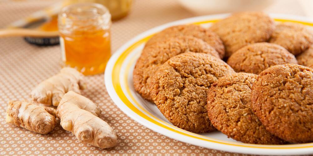 Zenzero in polvere ricetta biscotti