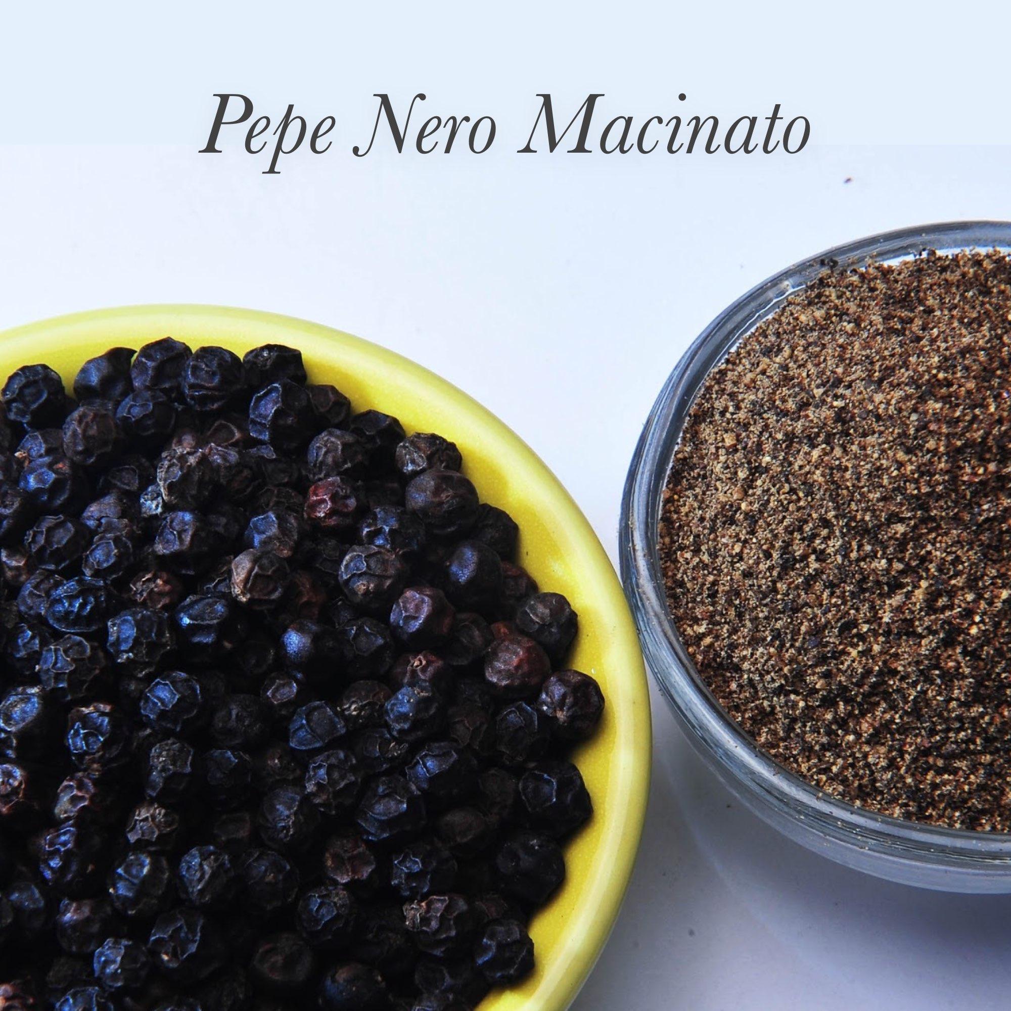 Pepe Nero macinato: acquista online su FruttaWeb.com