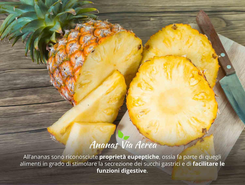 ananas via aerea proprieta