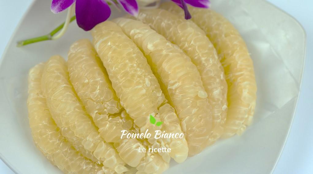 Pomelo ricette FruttaWeb